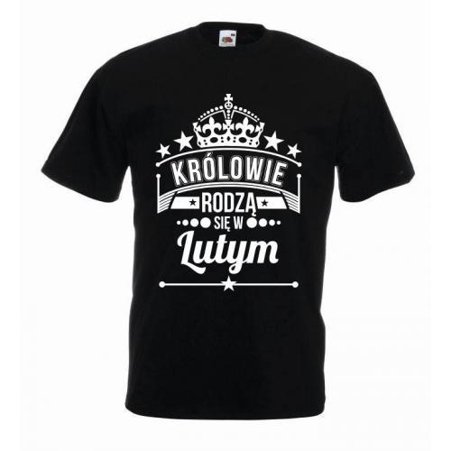 T-shirt oversize KRÓLOWIE LUTY 2