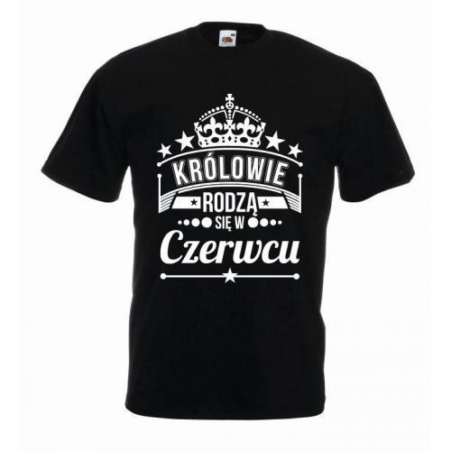 T-shirt oversize KRÓLOWIE CZERWIEC 2