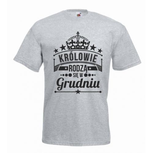 T-shirt oversize KRÓLOWIE GRUDZIEŃ 2