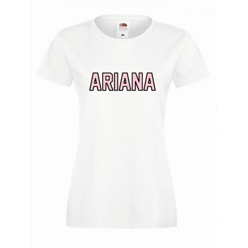 T-shirt lady slim DTG ARIANA 93
