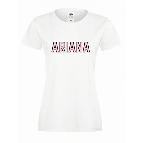 T-shirt lady slim DTG ARIANA 93