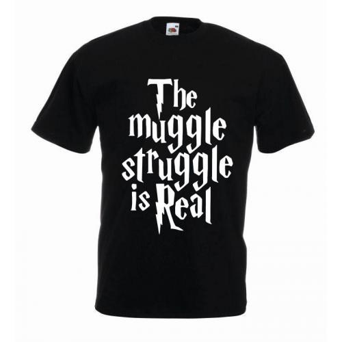 T-shirt oversize MUGGLE