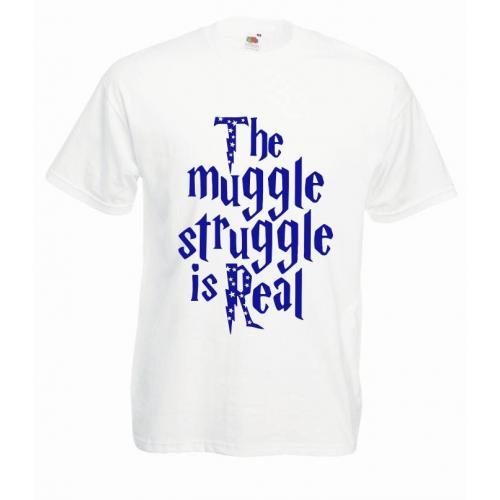 T-shirt oversize DTG MUGGLE