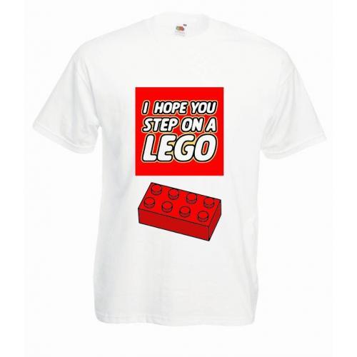 T-shirt oversize DTG LEGO