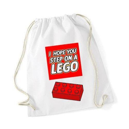 plecak worek DTG LEGO