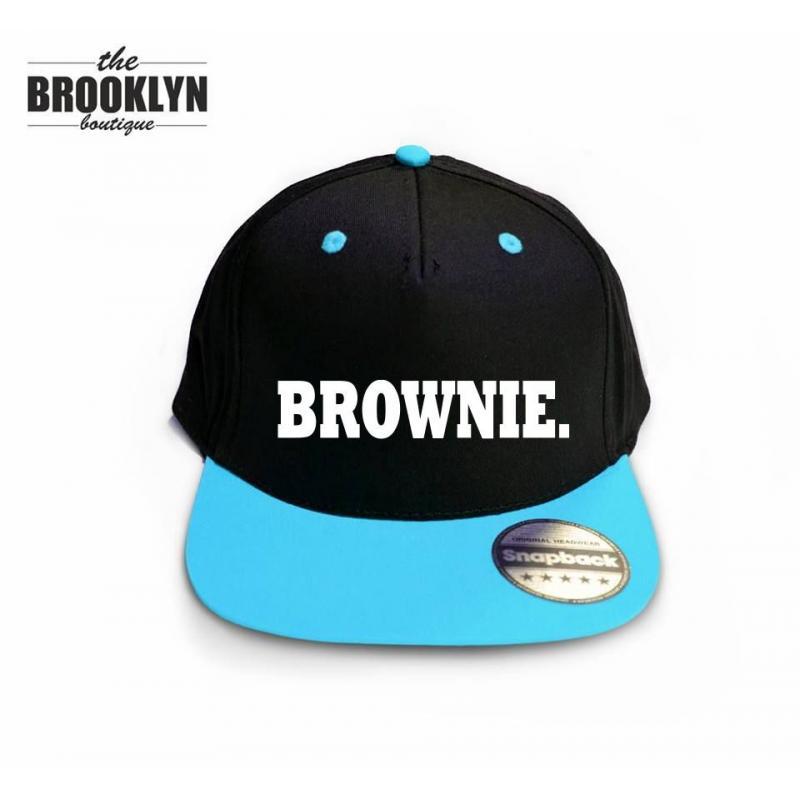 Czapka snapback cap BROWNIE