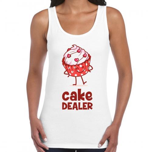 Top tank DTG CAKE DEALER