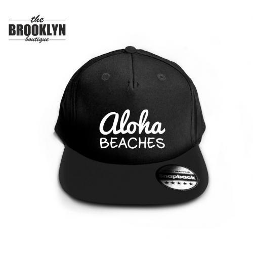 Czapka snapback cap ALOHA BEACHES