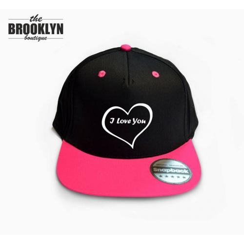 Czapka snapback cap LOVE 2