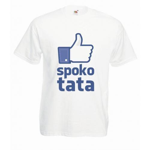 T-shirt oversize DTG SPOKO TATA