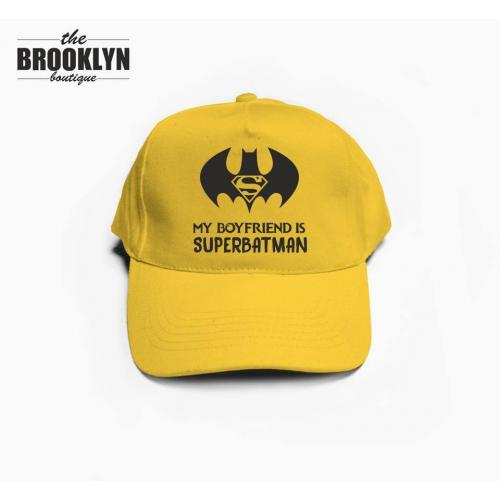 czapka baseball SUPERBATMAN