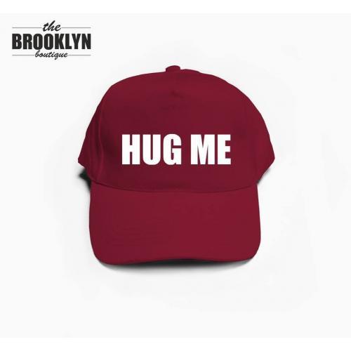 czapka baseball HUG ME