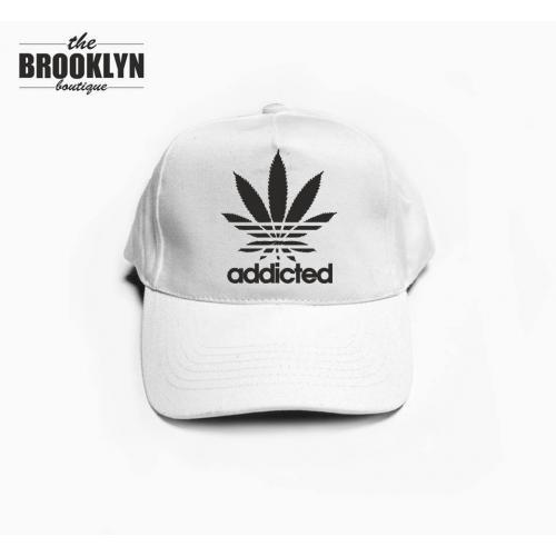 czapka baseball ADDICTED