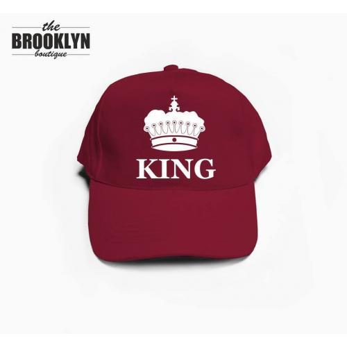 czapka baseball KING KORONA 2