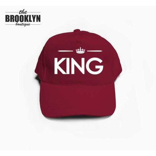czapka baseball KING