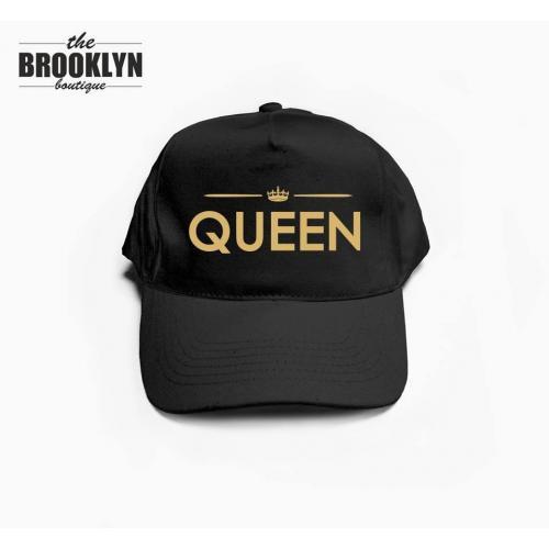 czapka baseball QUEEN