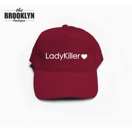 czapka baseball LADYKILLER
