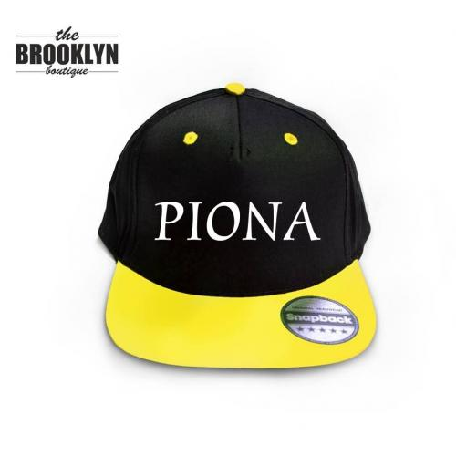 Czapka snapback cap PIONA