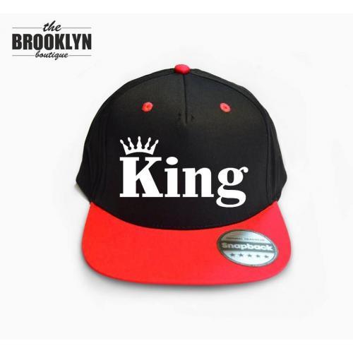 Czapka snapback cap KING KORONA