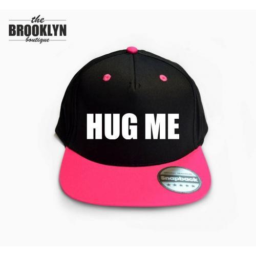 Czapka snapback cap HUG ME