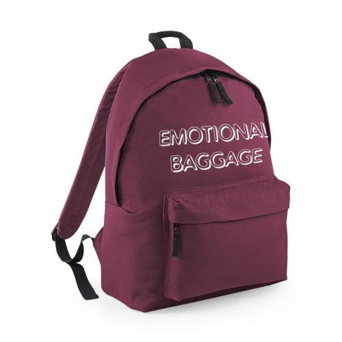 Plecak owal EMOTIONAL BAGGAGE