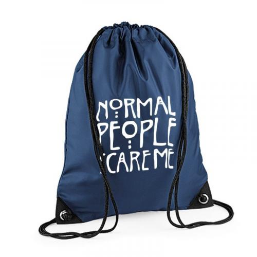 Plecak worek BG NORMAL PEOPLE