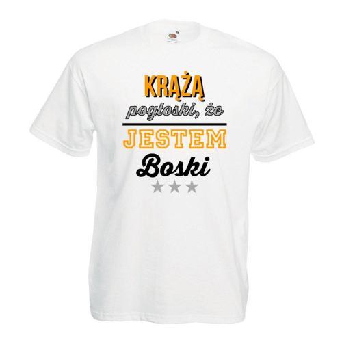 T-shirt oversize DTG POGŁOSKI