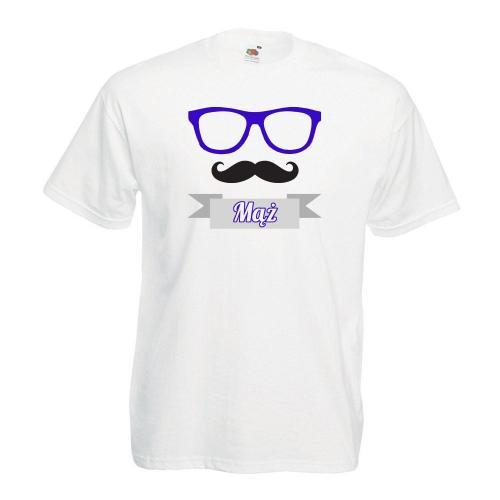 T-shirt oversize DTG MĄŻ