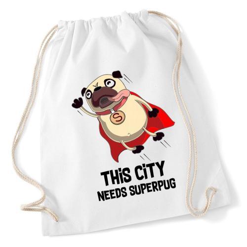 plecak worek DTG SUPERPUG