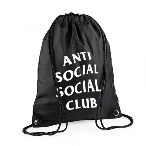 Plecak worek BG ANTI SOCIAL