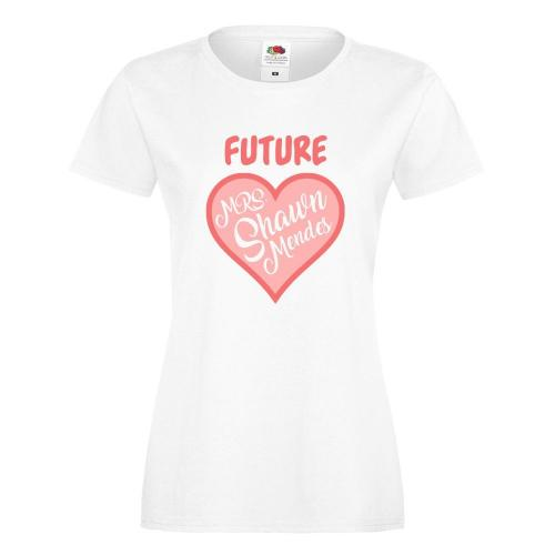 T-shirt lady/oversize DTG FUTURE
