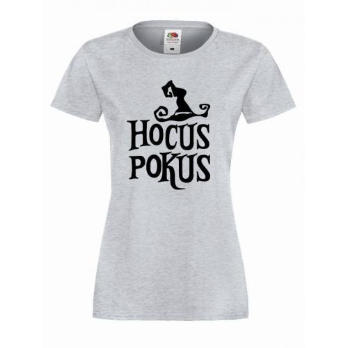 T-shirt lady/oversize HOCUS POKUS
