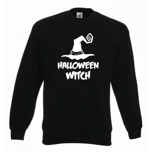bluza oversize HALLOWEEN WITCH