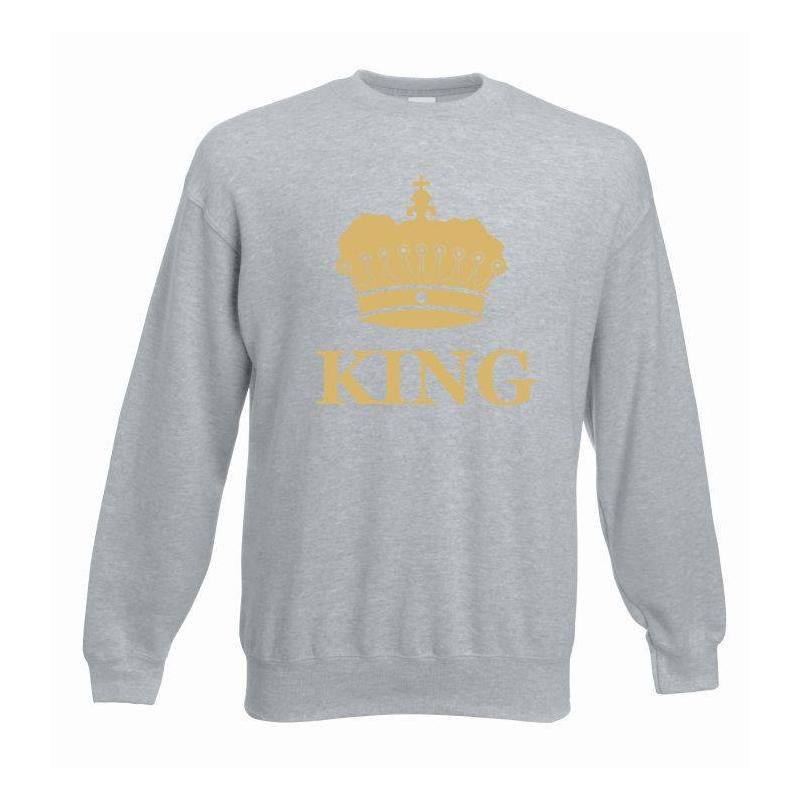 bluza oversize KING COLOR