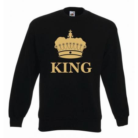 bluza oversize KING COLOR