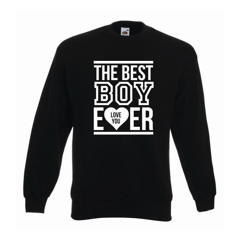 bluza oversize THE BEST BOY