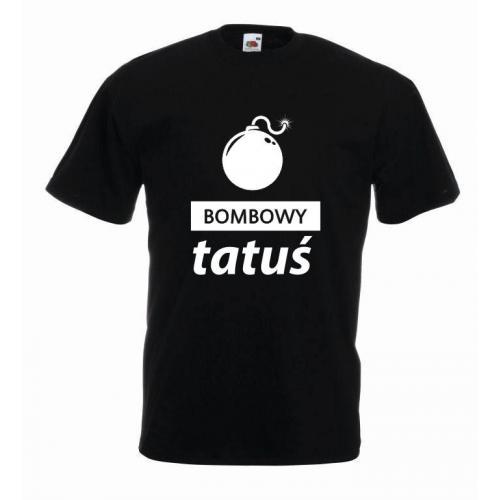 T-shirt oversize BOMBOWY TATUŚ