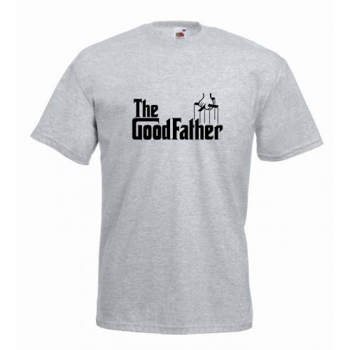 T-shirt oversize GOOD FATHER