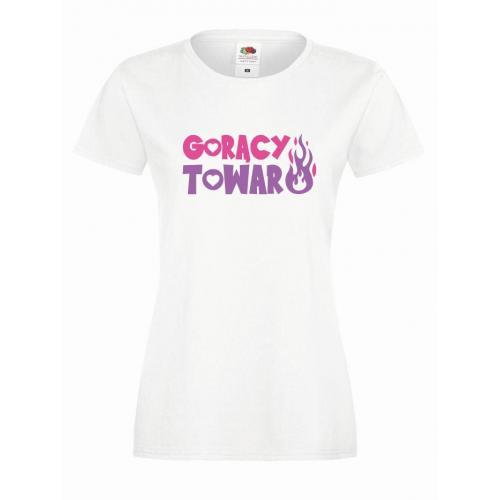 T-shirt lady DTG GORĄCY TOWAR