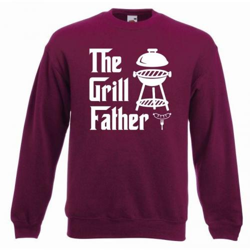 bluza oversize GRILL FATHER