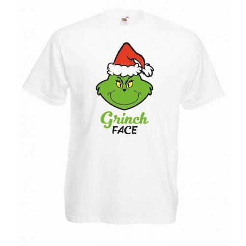 T-shirt oversize DTG GRINCH FACE