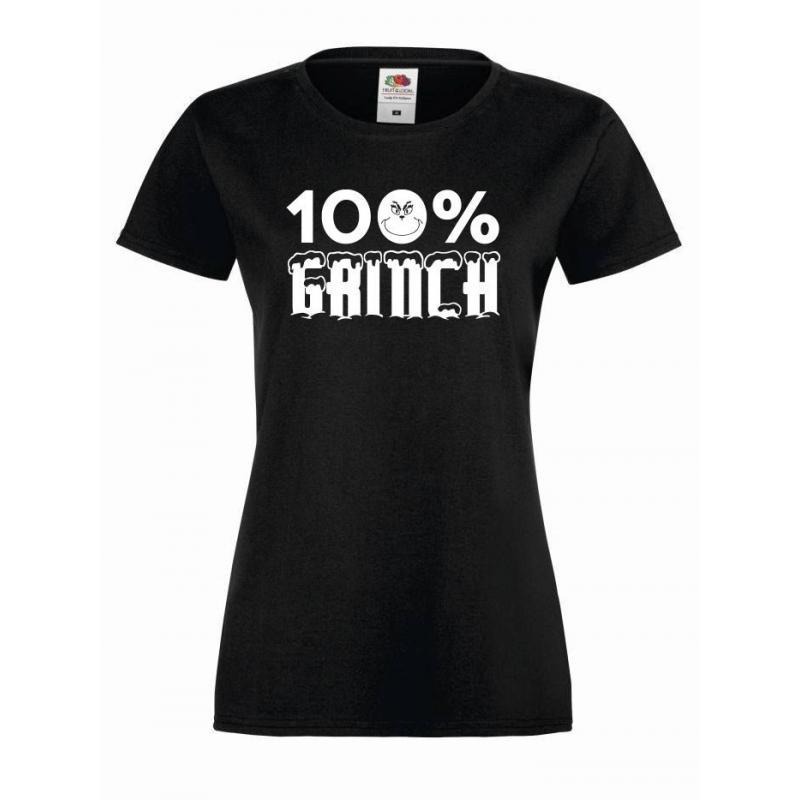 T-shirt lady GRINCH