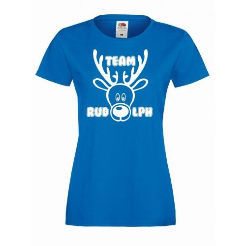 T-shirt lady TEAM RUDOLPH