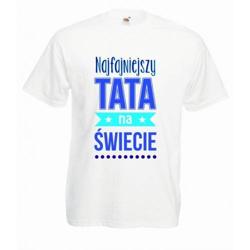 T-shirt oversize DTG BEST DAD