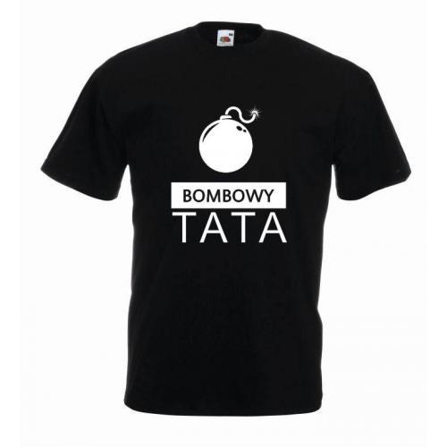 T-shirt oversize BOMBOWY TATA 2
