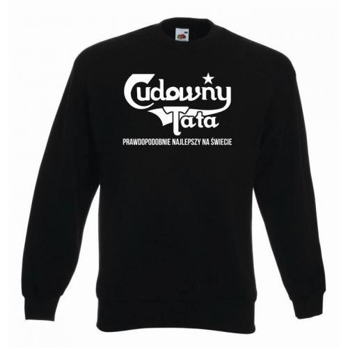 bluza oversize CUDOWNY TATA