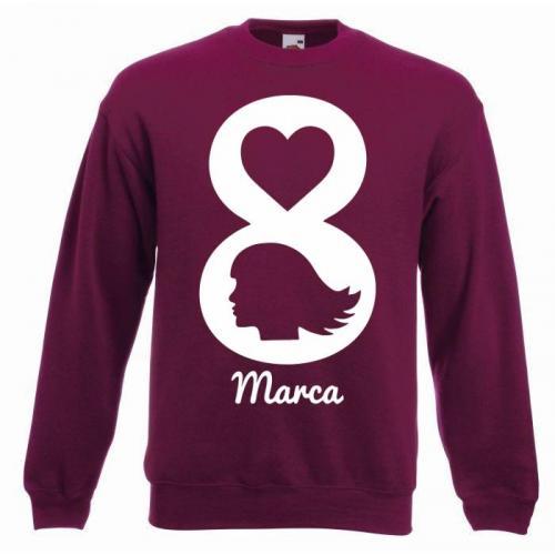 bluza oversize 8 MARCA