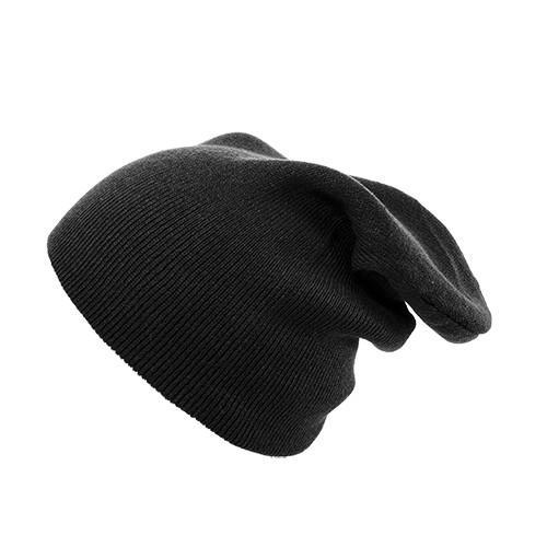 czapka krasnal CZARNA