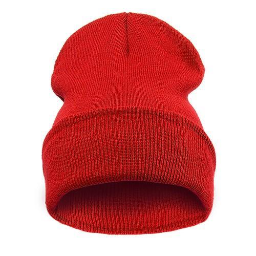 czapka krasnal CZERWONA