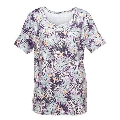 T-shirt druk Tropical  PALM (OUTLET)